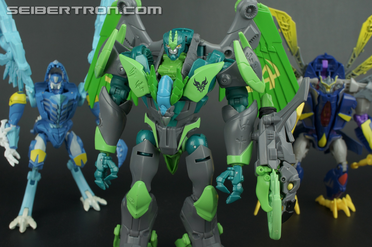 Transformers Prime Beast Hunters Grimwing (Image #195 of 204)