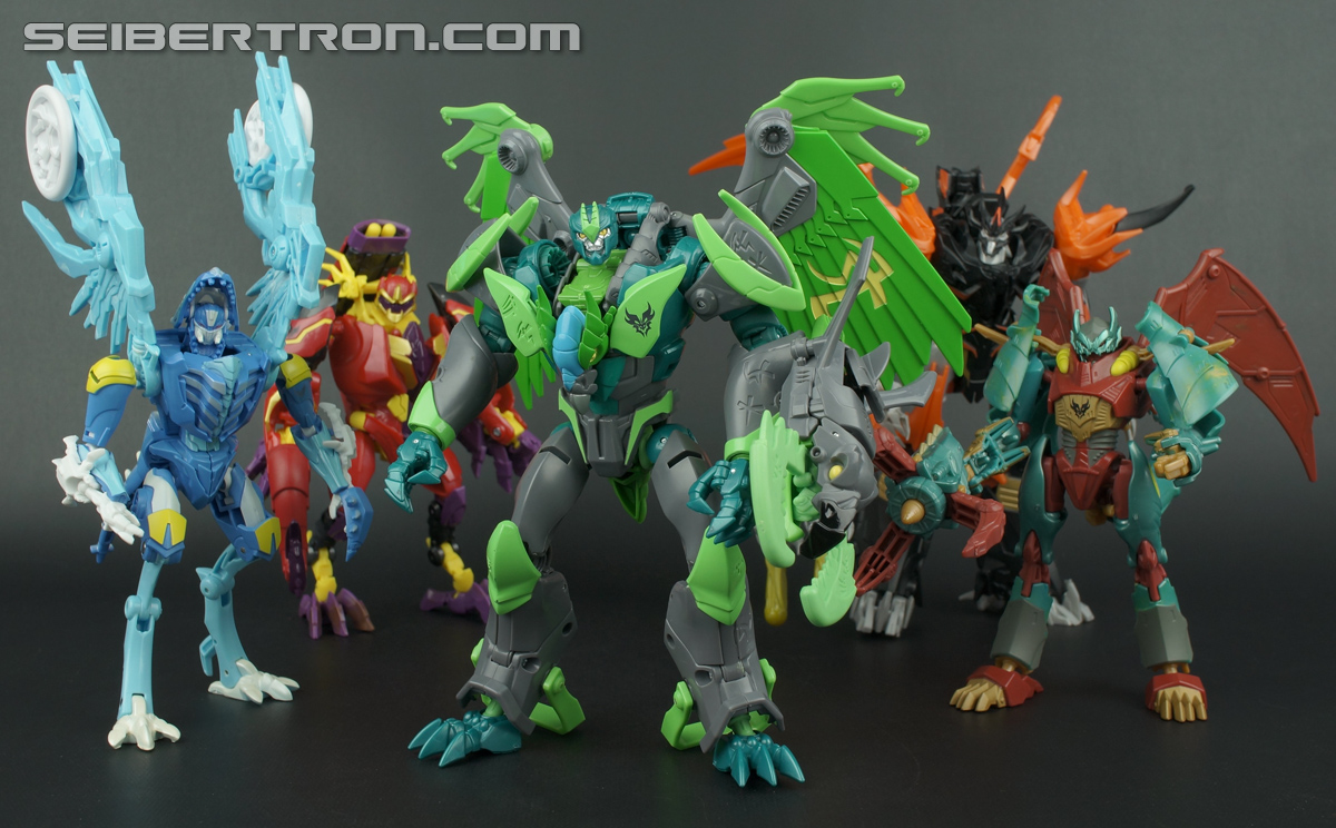 Transformers Prime Beast Hunters Grimwing (Image #199 of 204)