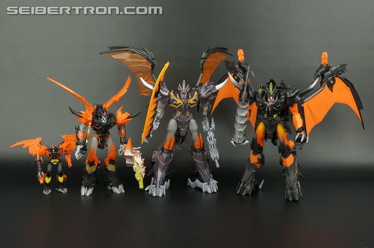 Transformers Beast Hunters PREDAKING Complete Prime Voyager
