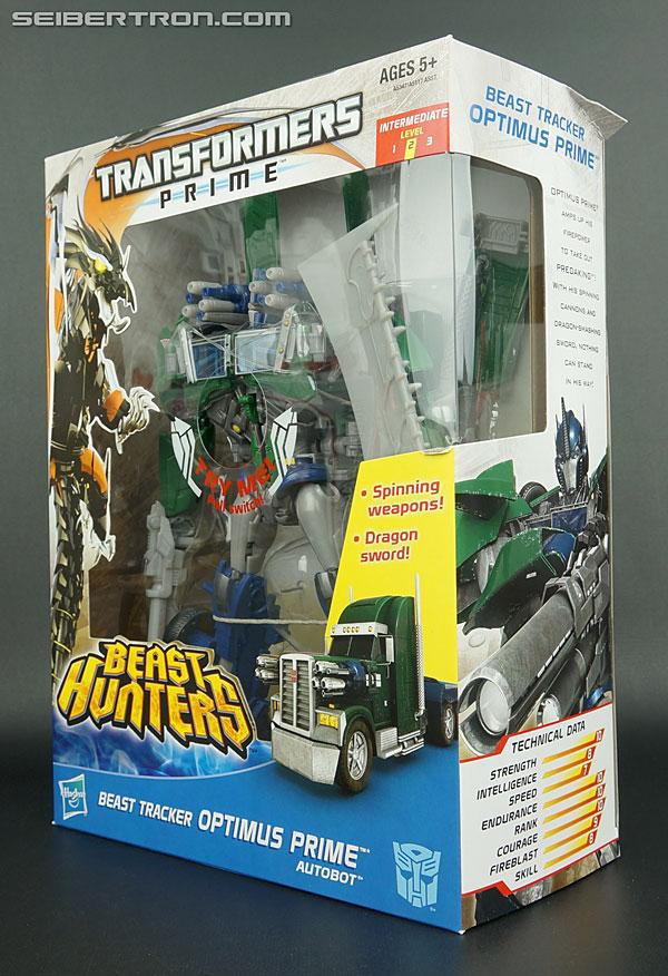 Transformers Prime Beast Hunters Beast Tracker Optimus Prime (Image #14 of 179)