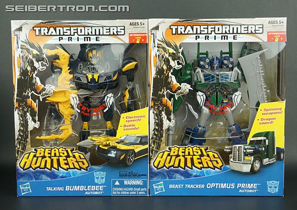 Transformers Prime Beast Hunters Beast Tracker Optimus Prime (Image #19 of 179)