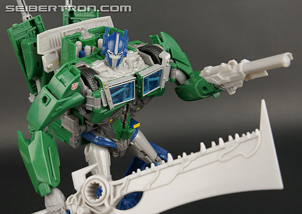 Transformers News: New Galleries: Beast Hunters Weaponizers Talking Bumblebee and Beast Tracker Optimus Prime