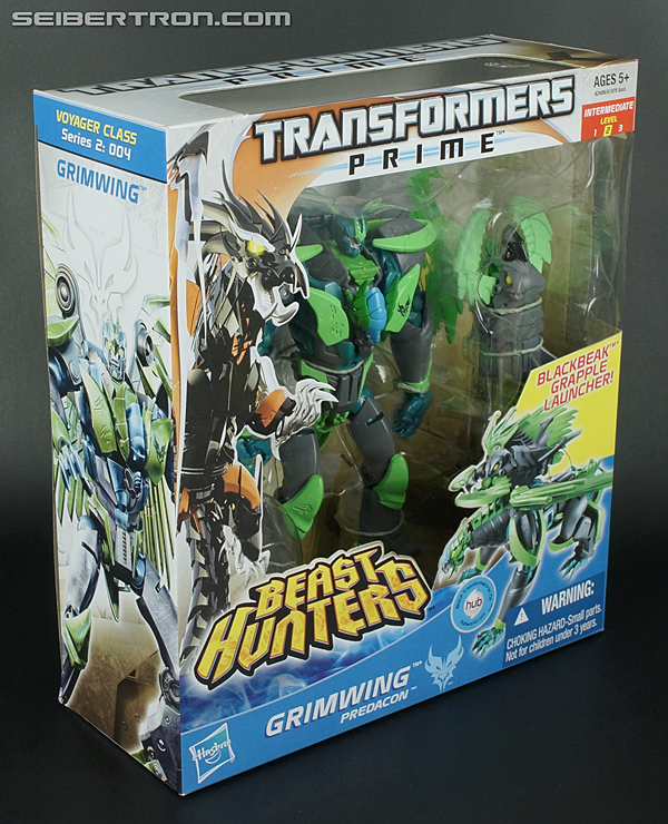 Transformers Prime Beast Hunters Grimwing (Image #6 of 204)