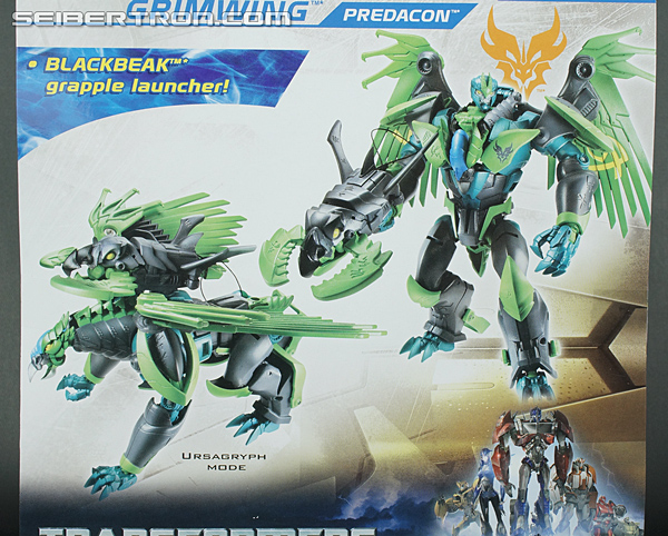 Transformers Prime Beast Hunters Grimwing (Image #12 of 204)