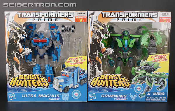Transformers Prime Beast Hunters Grimwing (Image #21 of 204)