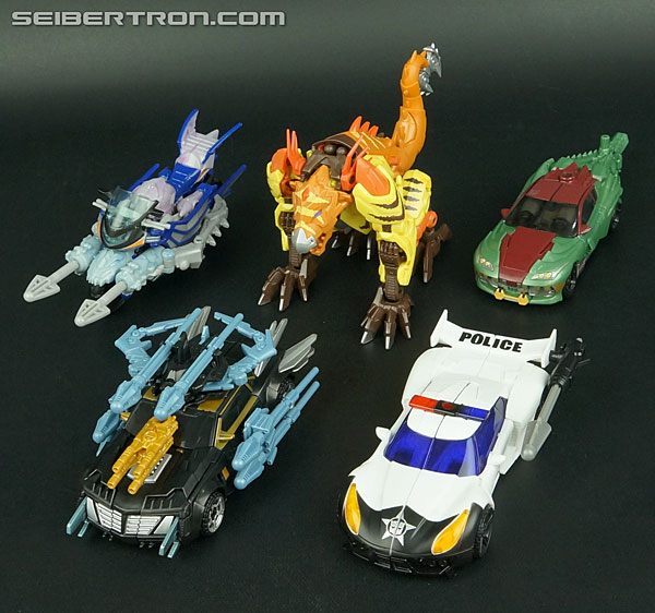 Transformers Prime Beast Hunters Knock Out Toy Gallery ...