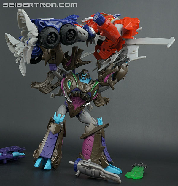 New Galleries: Beast Hunters Sharkticon Megatron