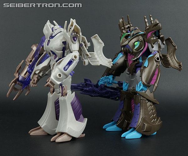 Transformers Prime Beast Hunters Sharkticon Megatron Toy ...