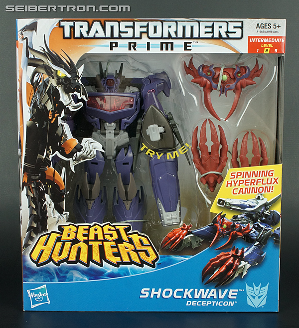 Transformers Prime Beast Hunters Shockwave (Image #1 of 140)