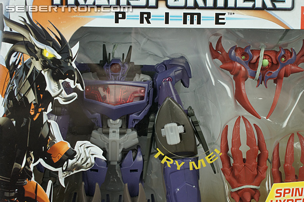Transformers Prime Beast Hunters Shockwave (Image #2 of 140)
