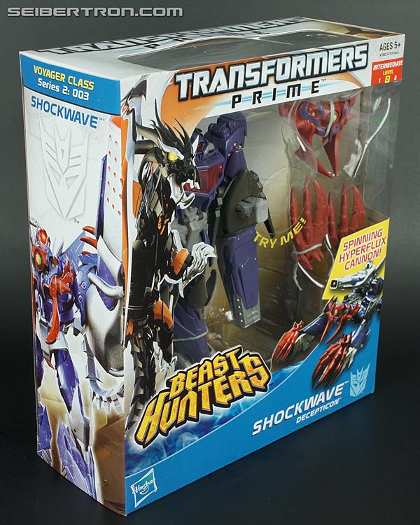 Transformers Prime Beast Hunters Shockwave (Image #4 of 140)