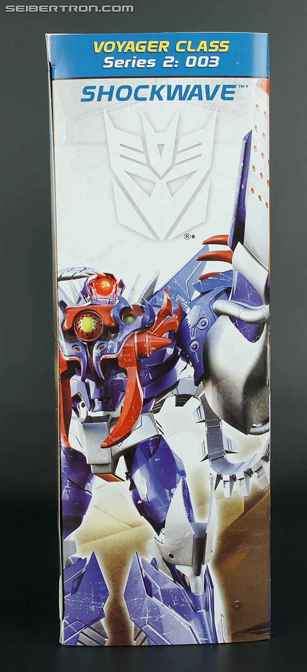 Transformers Prime Beast Hunters Shockwave (Image #5 of 140)