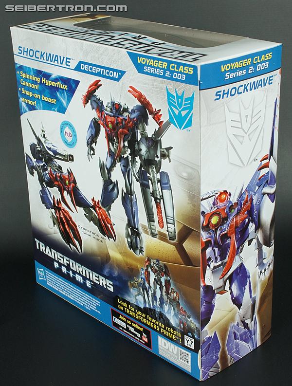 Transformers Prime Beast Hunters Shockwave (Image #7 of 140)