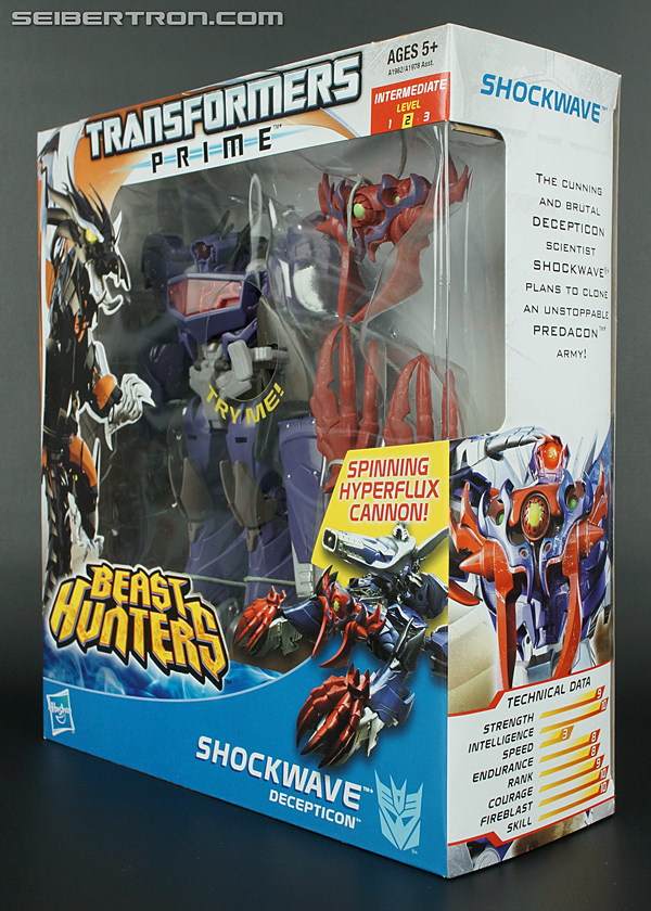 Transformers Prime Beast Hunters Shockwave (Image #14 of 140)