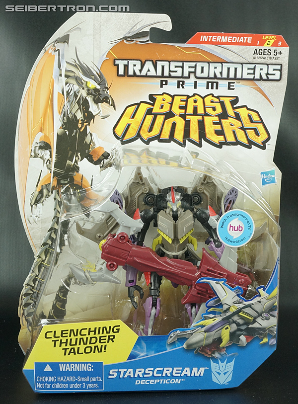 Transformers Prime Beast Hunters Starscream (Image #1 of 110)