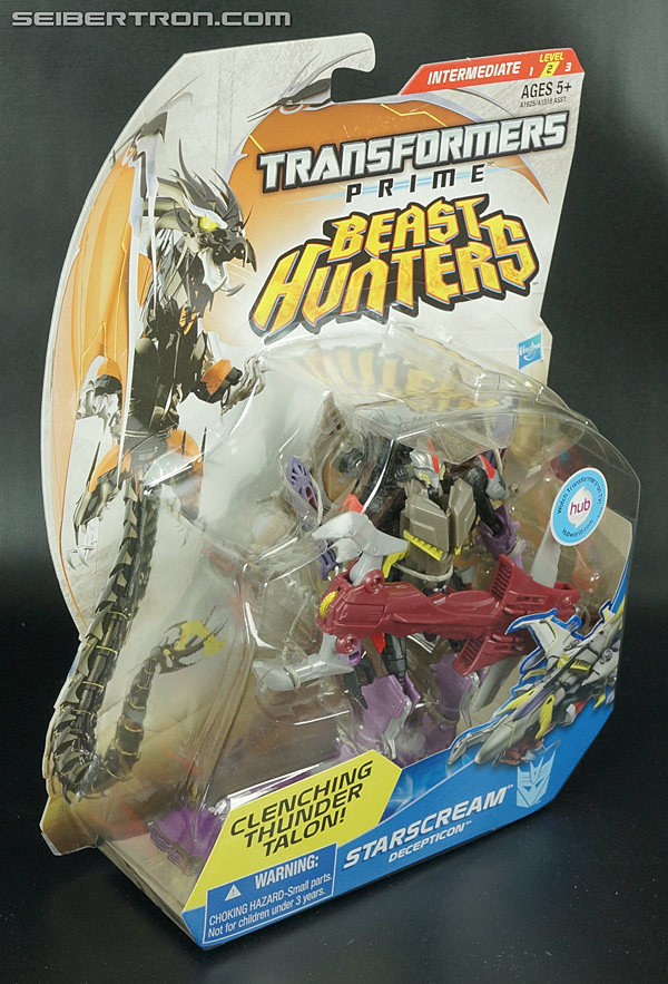 Transformers Prime Beast Hunters Starscream (Image #3 of 110)