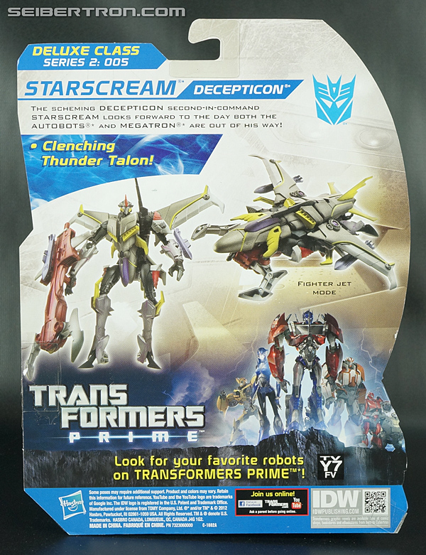 Transformers Prime Beast Hunters Starscream (Image #4 of 110)