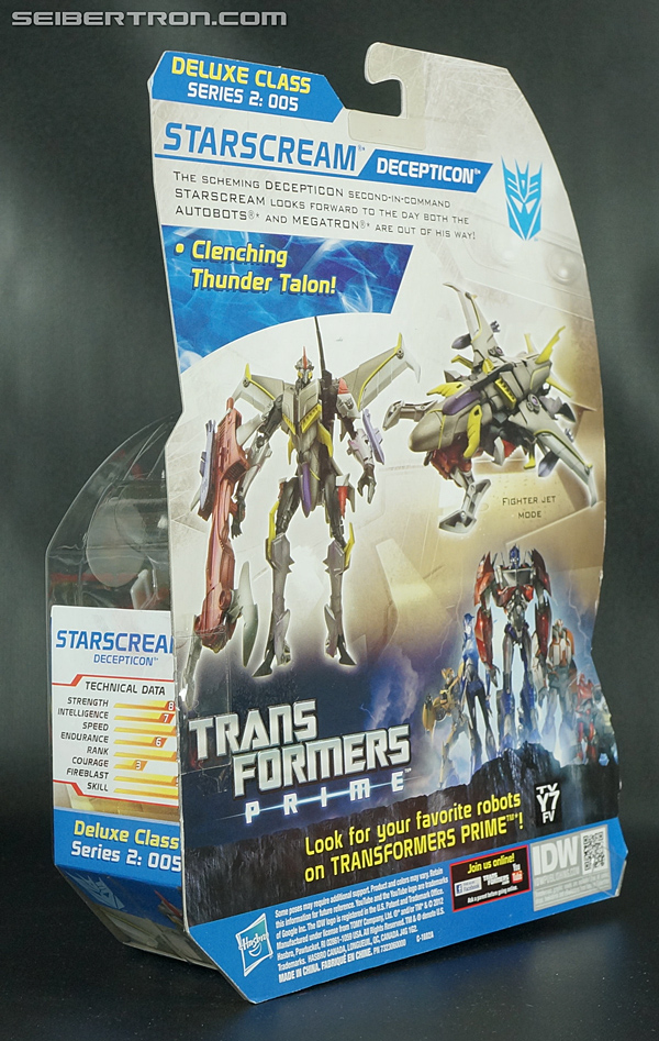 Transformers Prime Beast Hunters Starscream (Image #6 of 110)