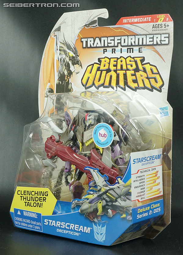 Transformers Prime Beast Hunters Starscream (Image #8 of 110)