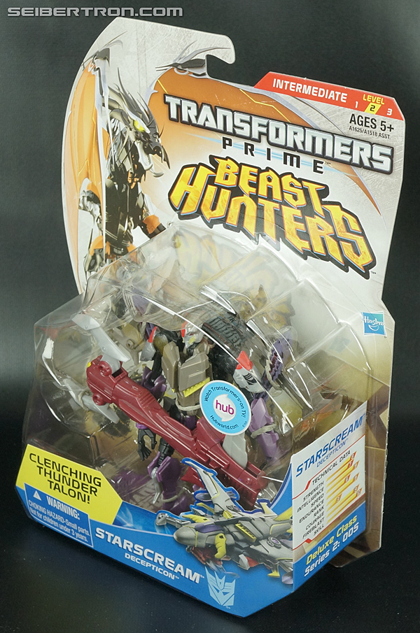 Transformers Prime Beast Hunters Starscream (Image #9 of 110)