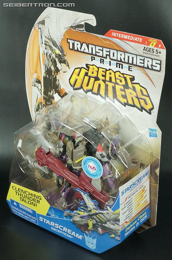 Transformers Prime Beast Hunters Starscream (Image #9 of 110)