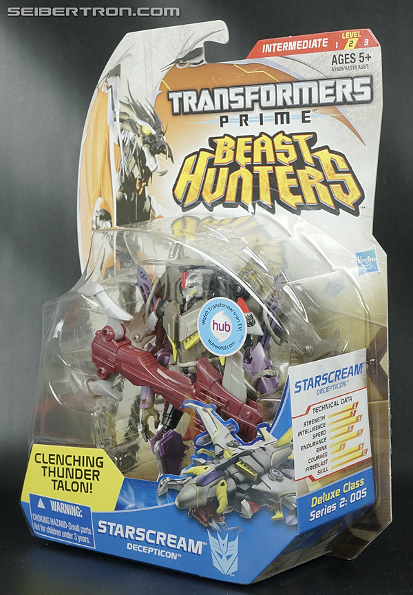 Transformers Prime Beast Hunters Starscream (Image #10 of 110)
