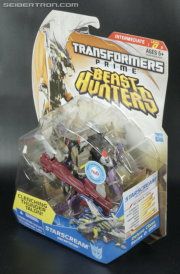 Transformers Prime Beast Hunters Starscream (Image #11 of 110)