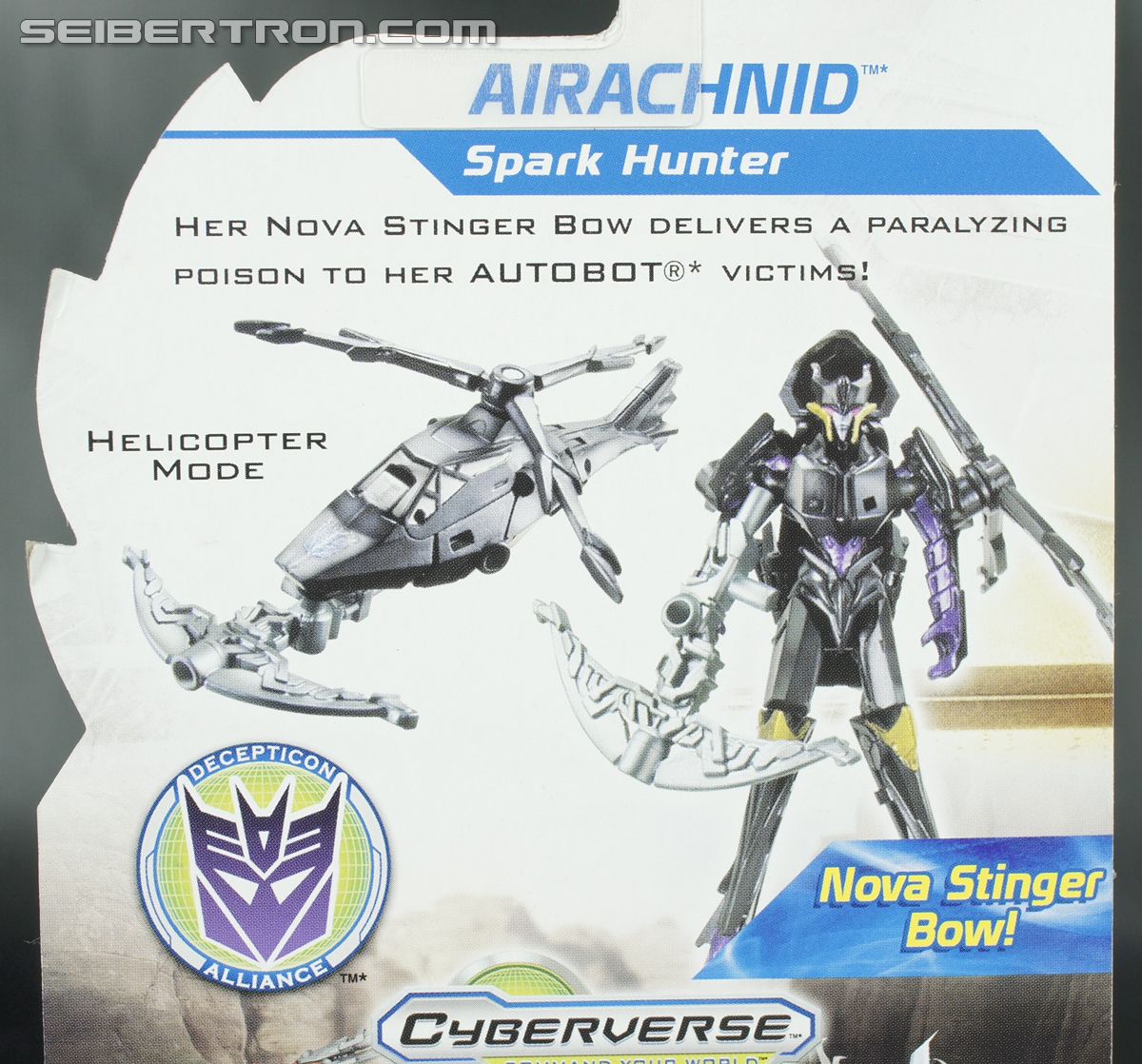 Transformers Prime Beast Hunters Cyberverse Airachnid (Image #5 of 93)
