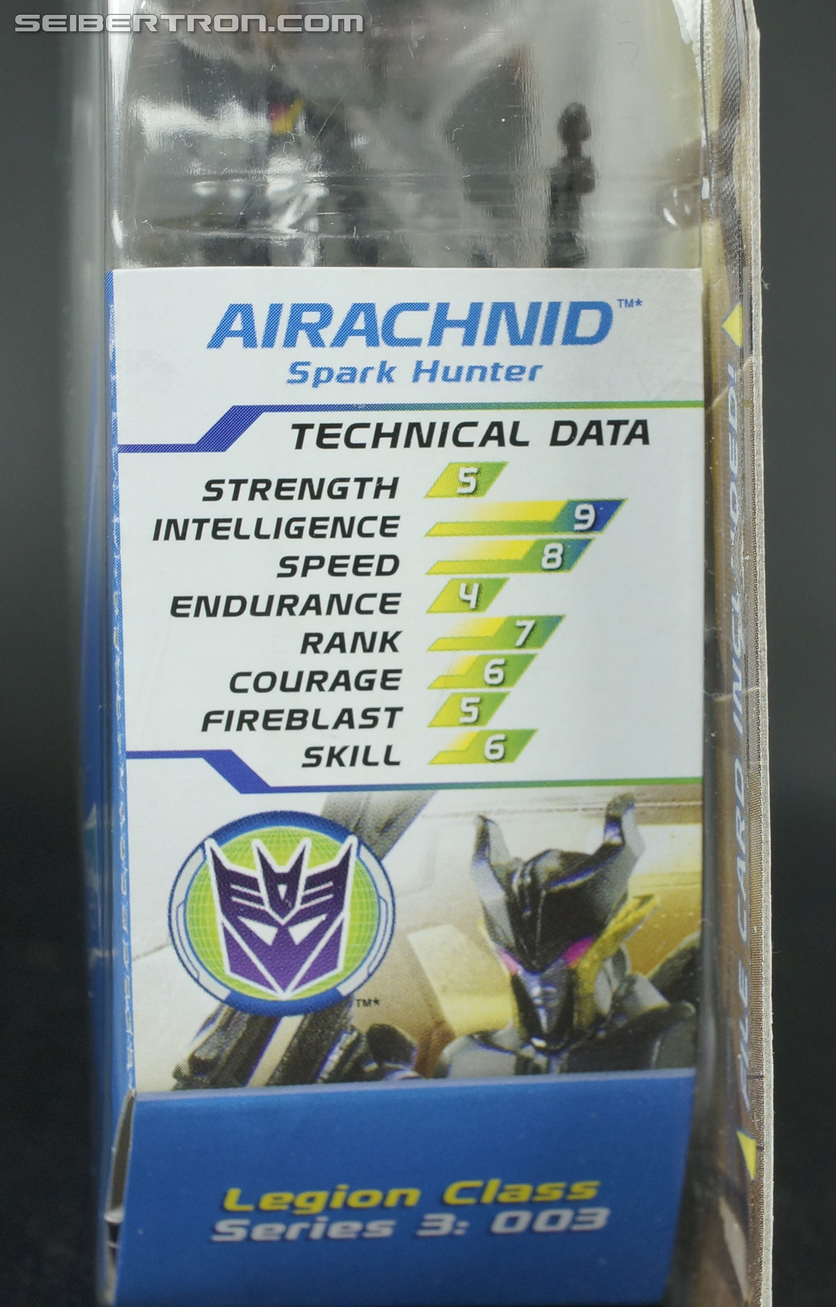 Transformers Prime Beast Hunters Cyberverse Airachnid (Image #7 of 93)