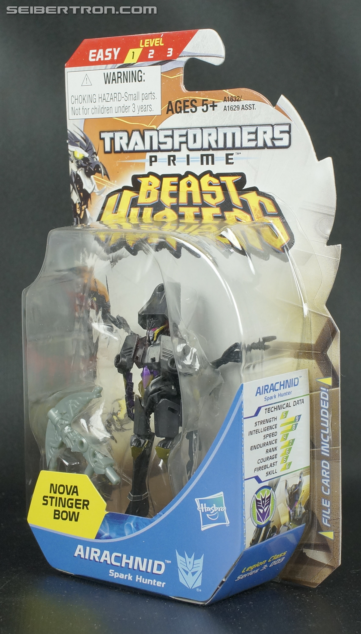 Transformers Prime Beast Hunters Cyberverse Airachnid (Image #8 of 93)