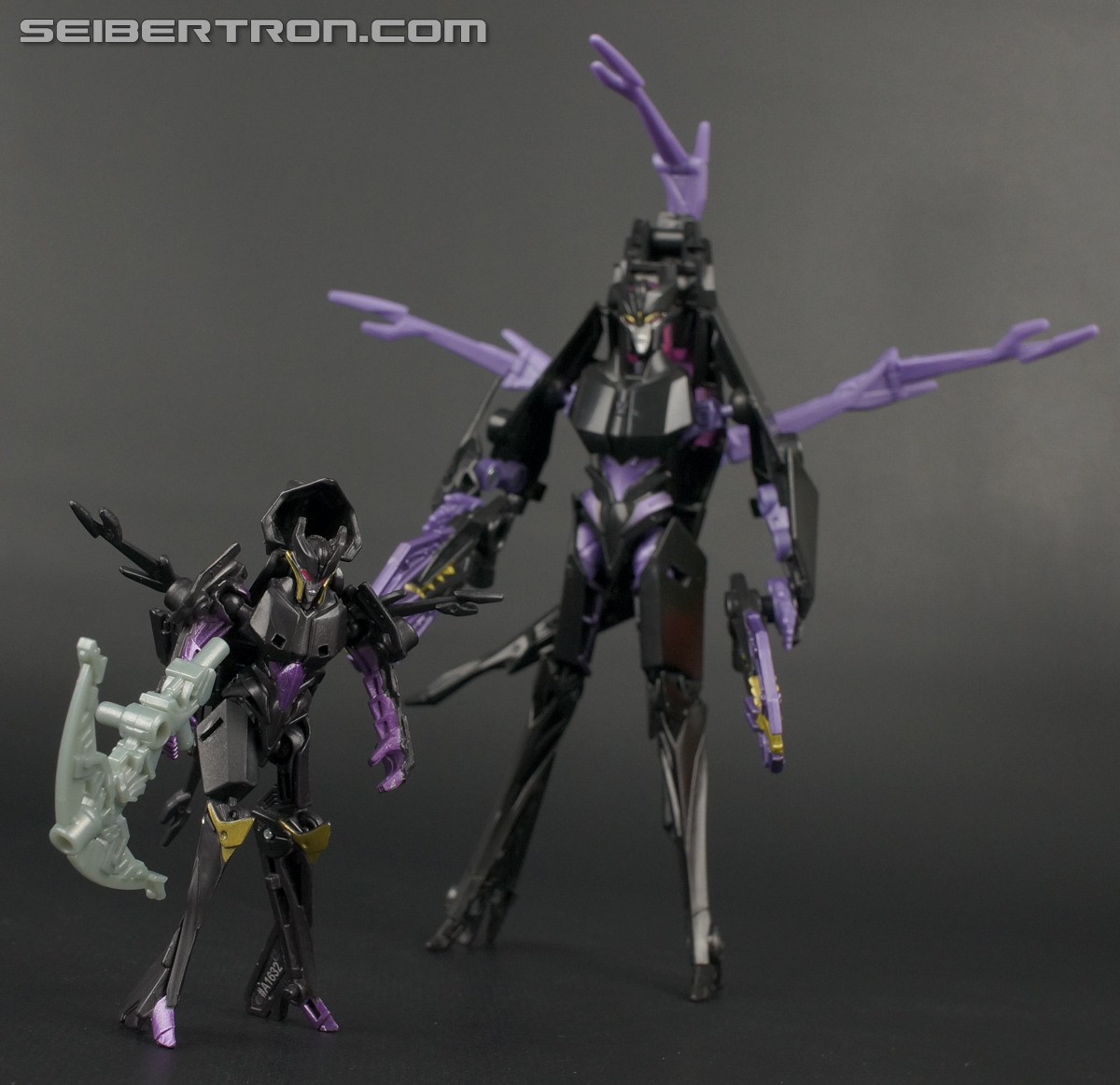 Transformers Prime Beast Hunters Cyberverse Airachnid (Image #81 of 93)