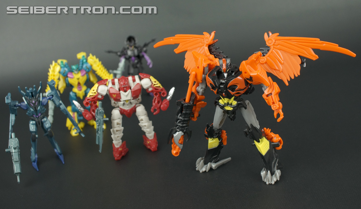 Transformers Prime Beast Hunters Cyberverse Airachnid (Image #87 of 93)