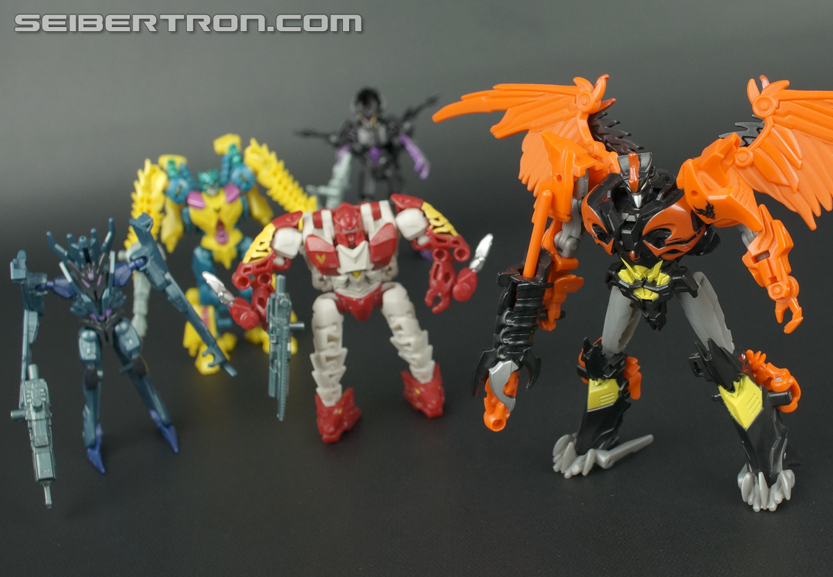 Transformers Prime Beast Hunters Cyberverse Airachnid (Image #88 of 93)