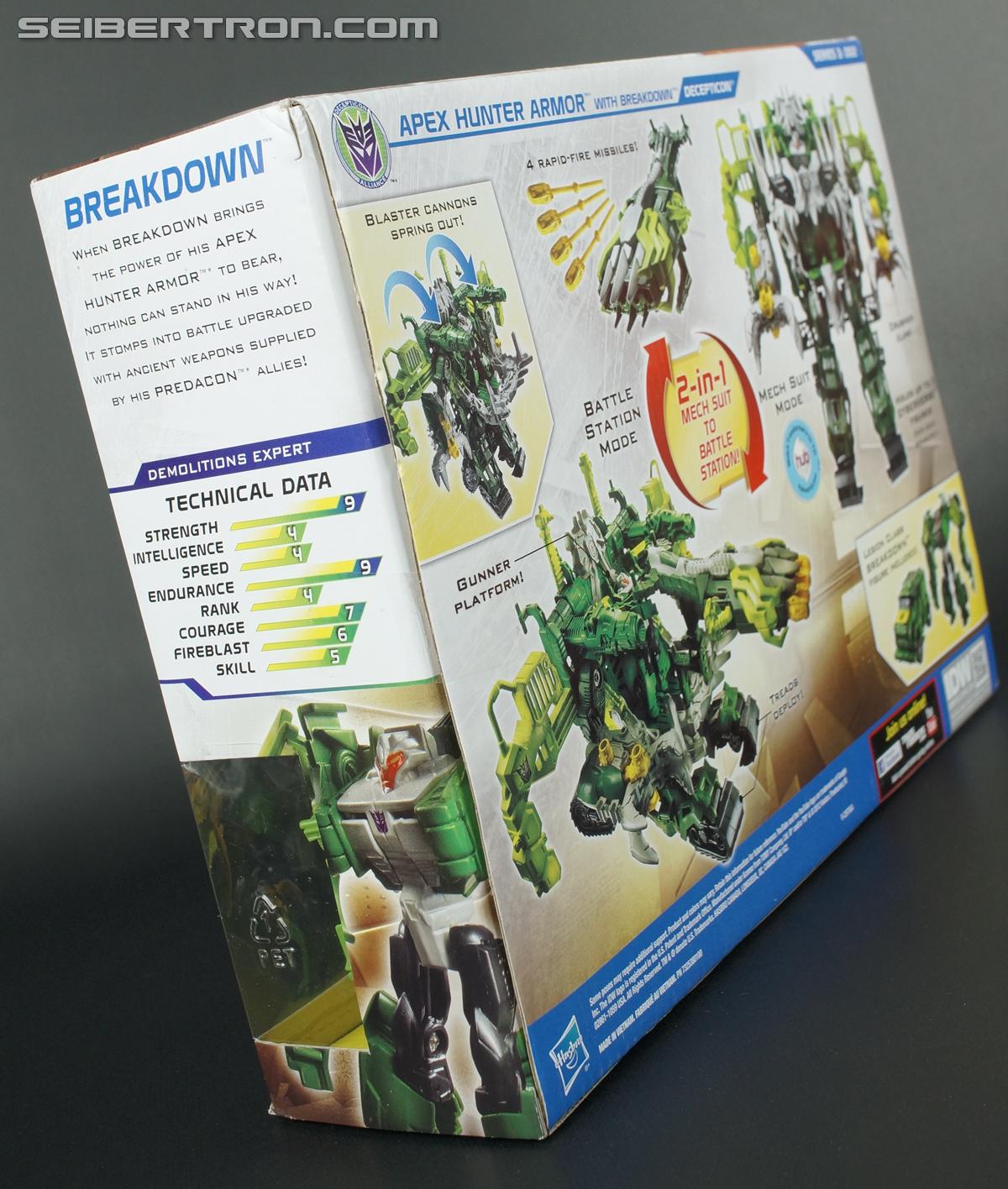 Transformers Prime Beast Hunters Cyberverse Apex Hunter Armor (Image #9 of 96)