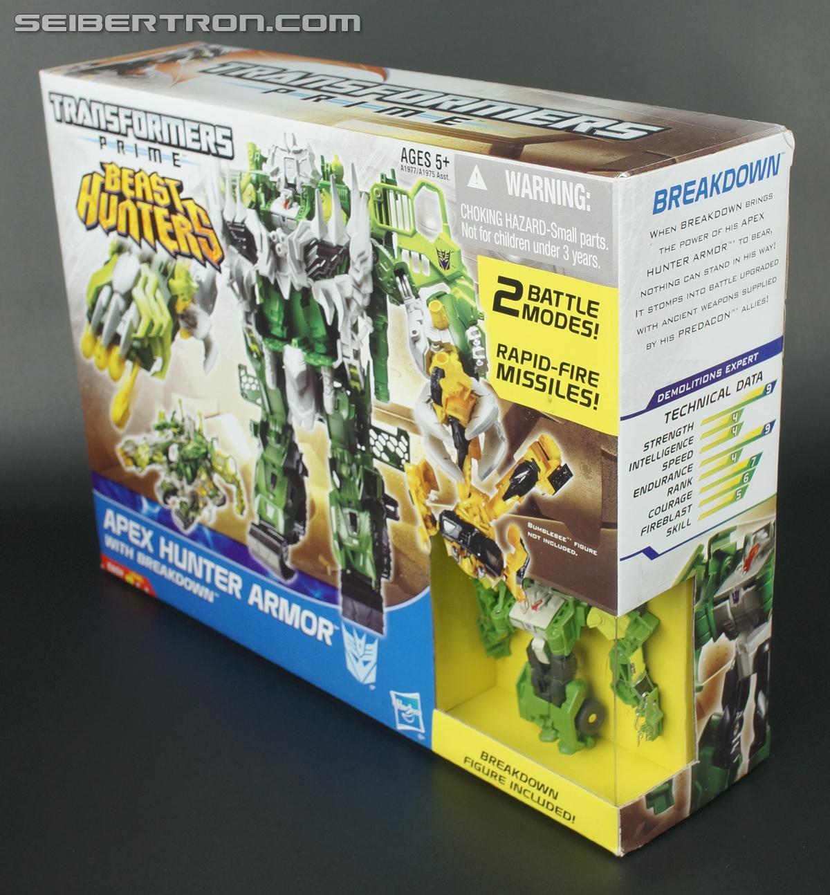 Transformers Prime Beast Hunters Cyberverse Apex Hunter Armor (Image #13 of 96)