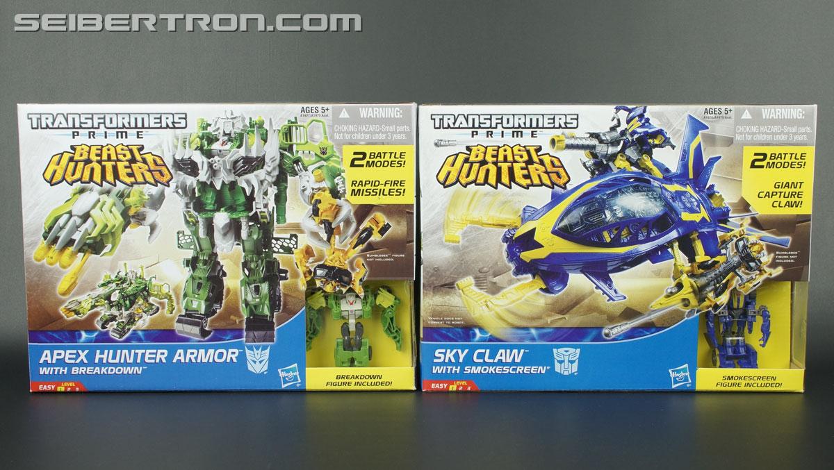 Transformers Prime Beast Hunters Cyberverse Apex Hunter Armor (Image #16 of 96)