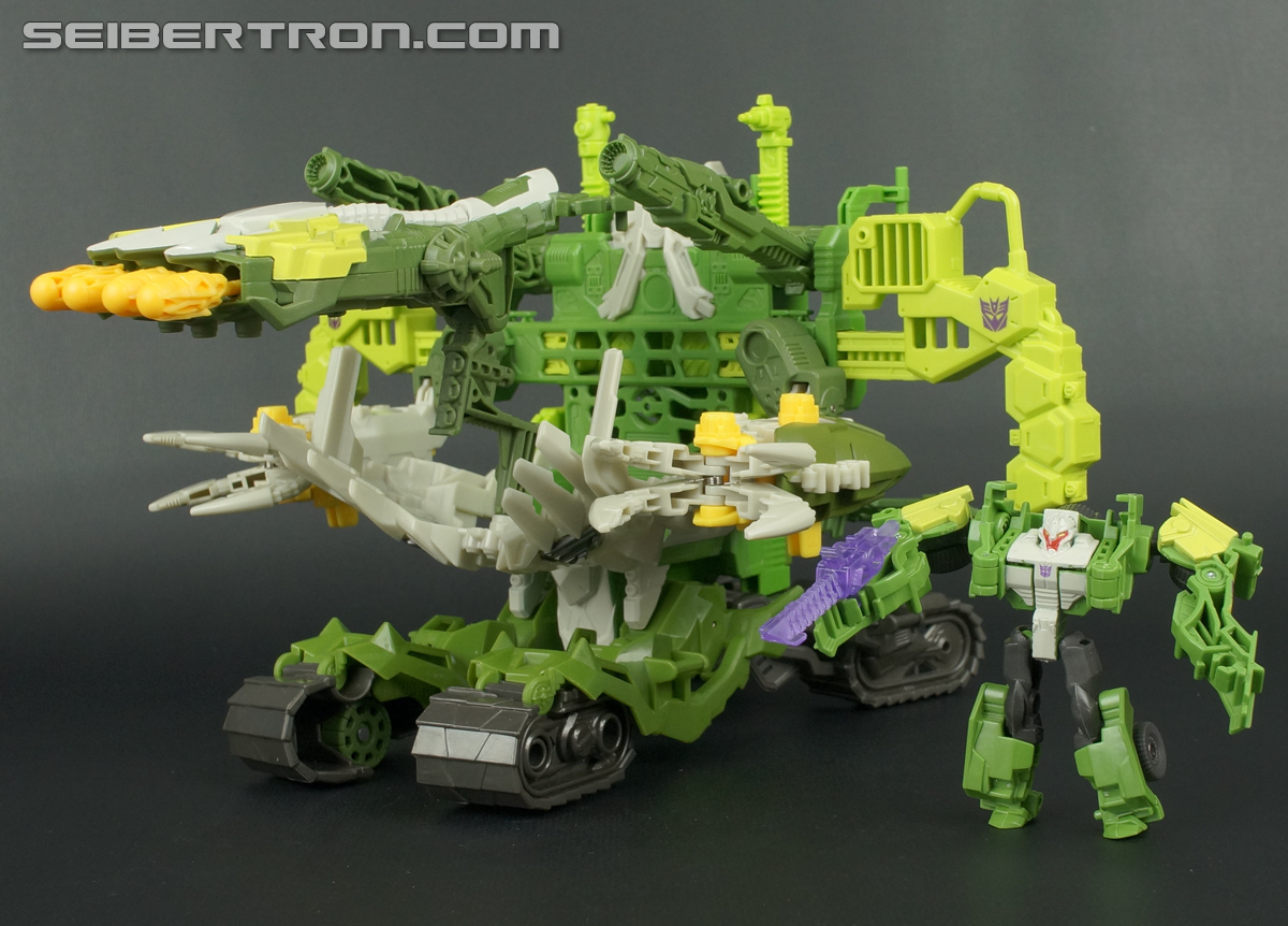 Transformers Prime Beast Hunters Cyberverse Breakdown (Apex Hunter Armor) (Image #1 of 96)