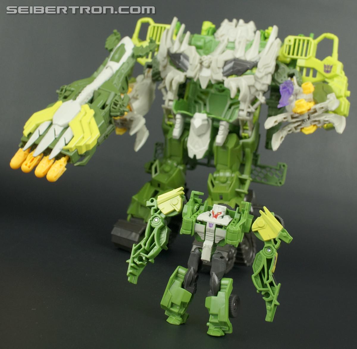 Transformers Prime Beast Hunters Cyberverse Breakdown (Apex Hunter Armor) (Image #6 of 96)