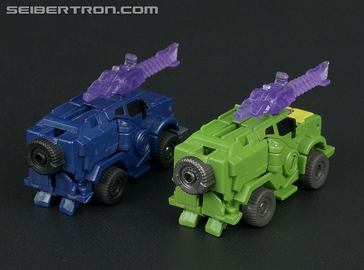 Transformers Prime Beast Hunters Cyberverse Breakdown (Apex Hunter Armor) (Image #33 of 96)