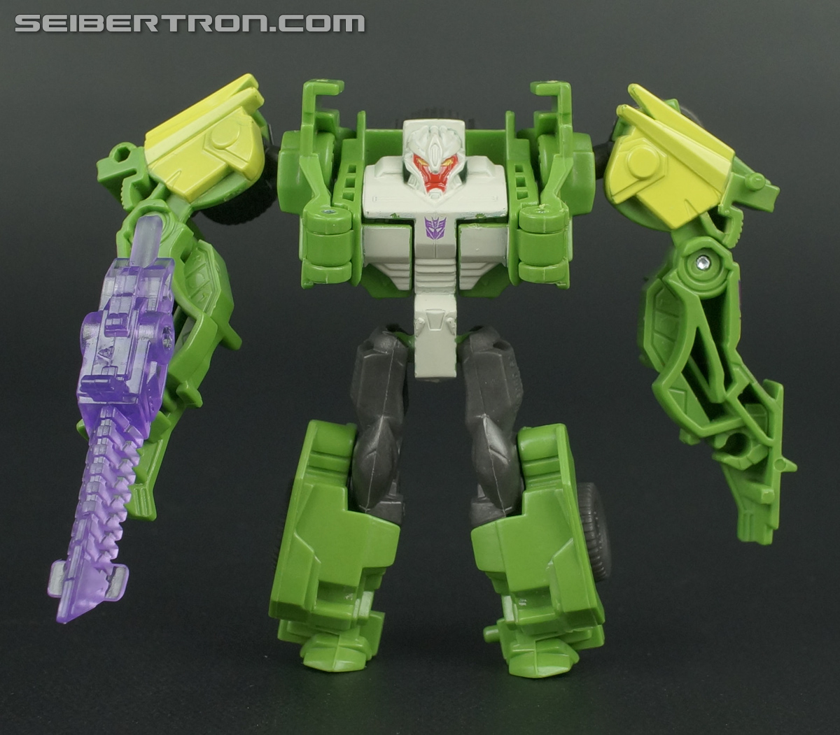 Transformers Prime Beast Hunters Cyberverse Breakdown (Apex Hunter Armor) (Image #39 of 96)