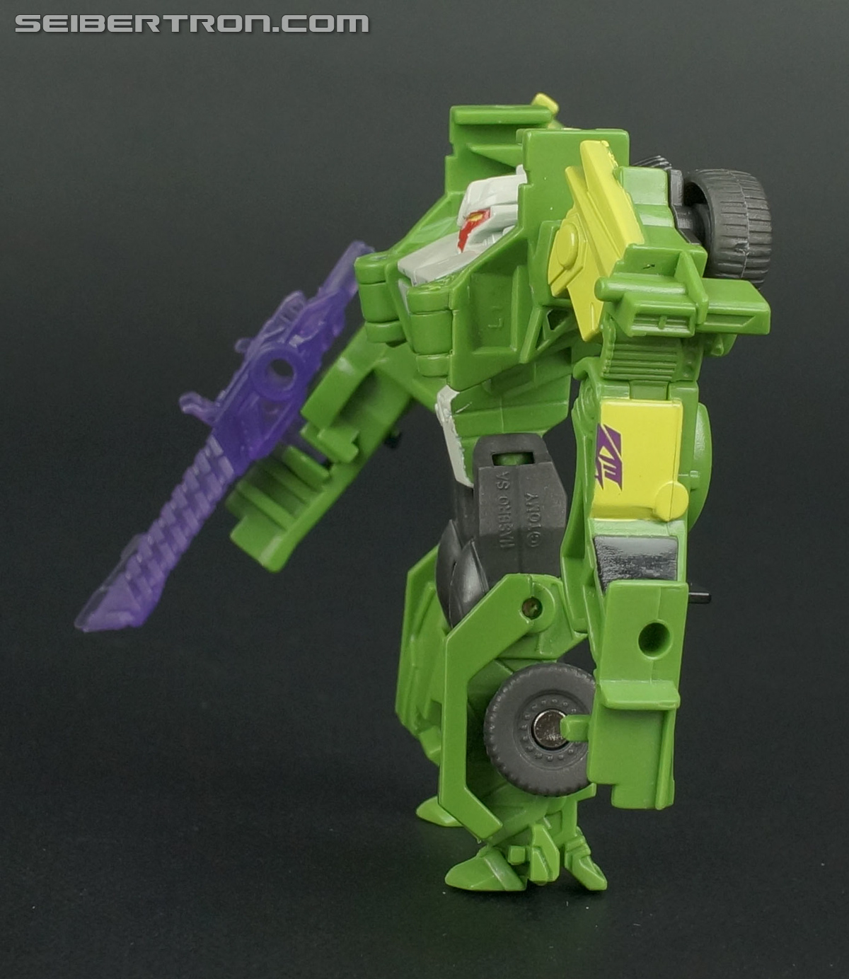 Transformers Prime Beast Hunters Cyberverse Breakdown (Apex Hunter Armor) (Image #54 of 96)