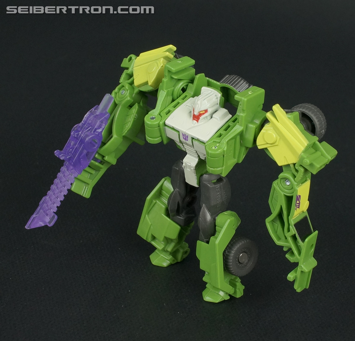 Transformers Prime Beast Hunters Cyberverse Breakdown (Apex Hunter Armor) (Image #56 of 96)
