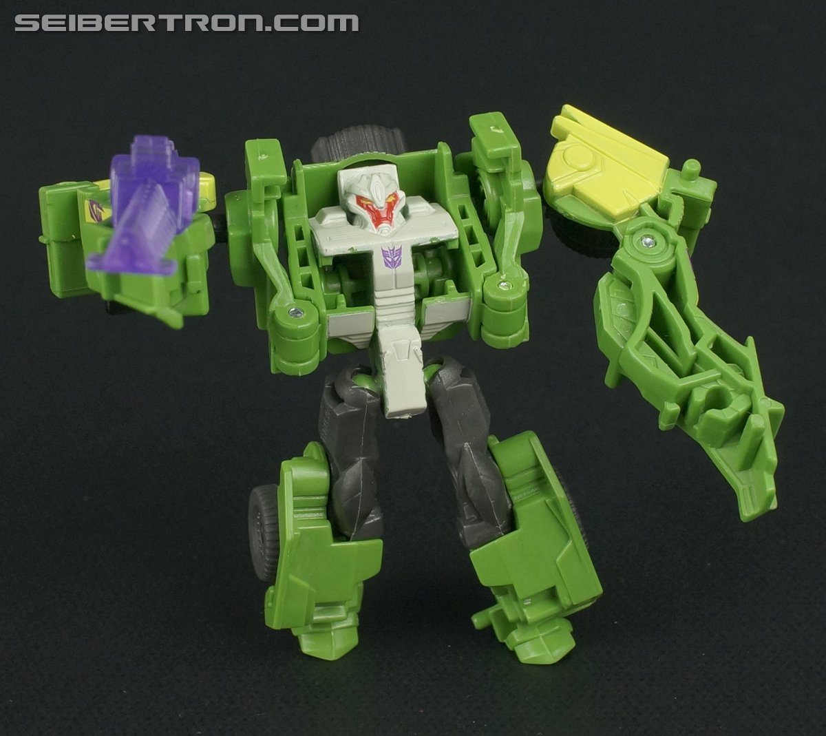 Transformers Prime Beast Hunters Cyberverse Breakdown (Apex Hunter Armor) (Image #69 of 96)