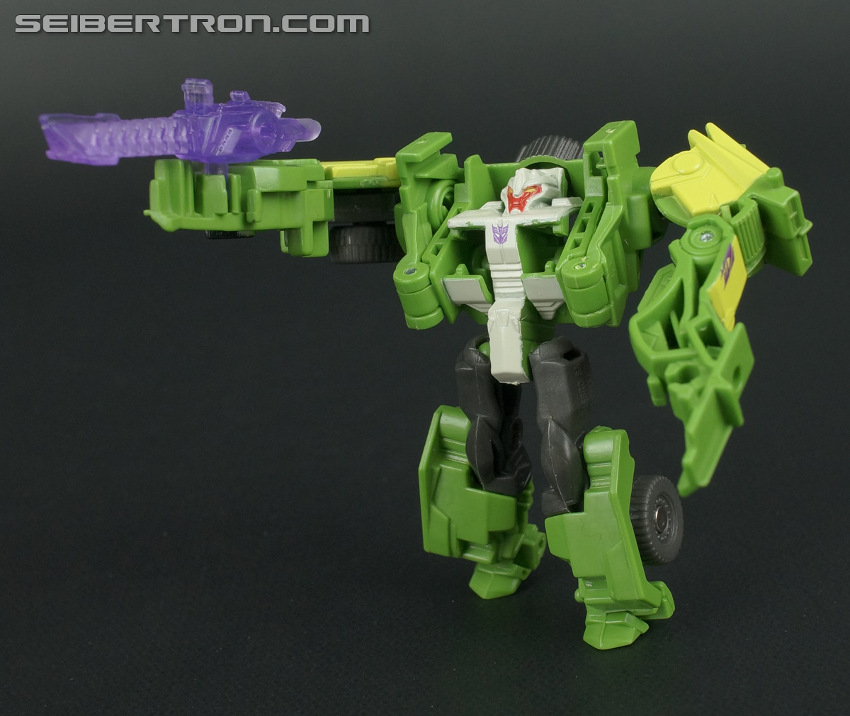 Transformers Prime Beast Hunters Cyberverse Breakdown (Apex Hunter Armor) (Image #71 of 96)