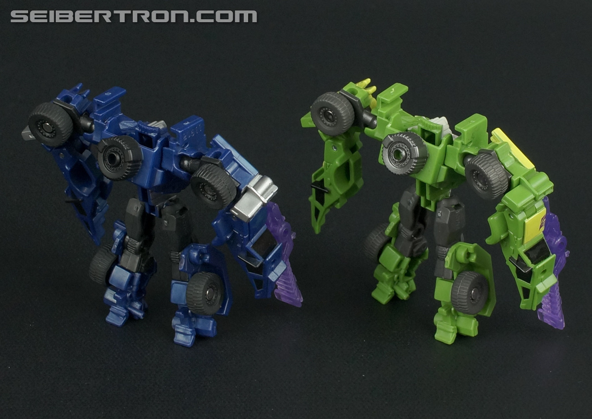 Transformers Prime Beast Hunters Cyberverse Breakdown (Apex Hunter Armor) (Image #84 of 96)
