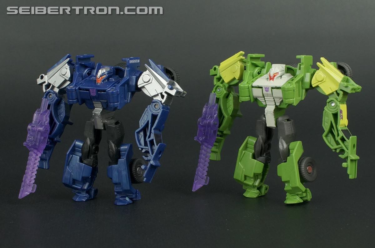 Transformers Prime Beast Hunters Cyberverse Breakdown (Apex Hunter Armor) (Image #86 of 96)