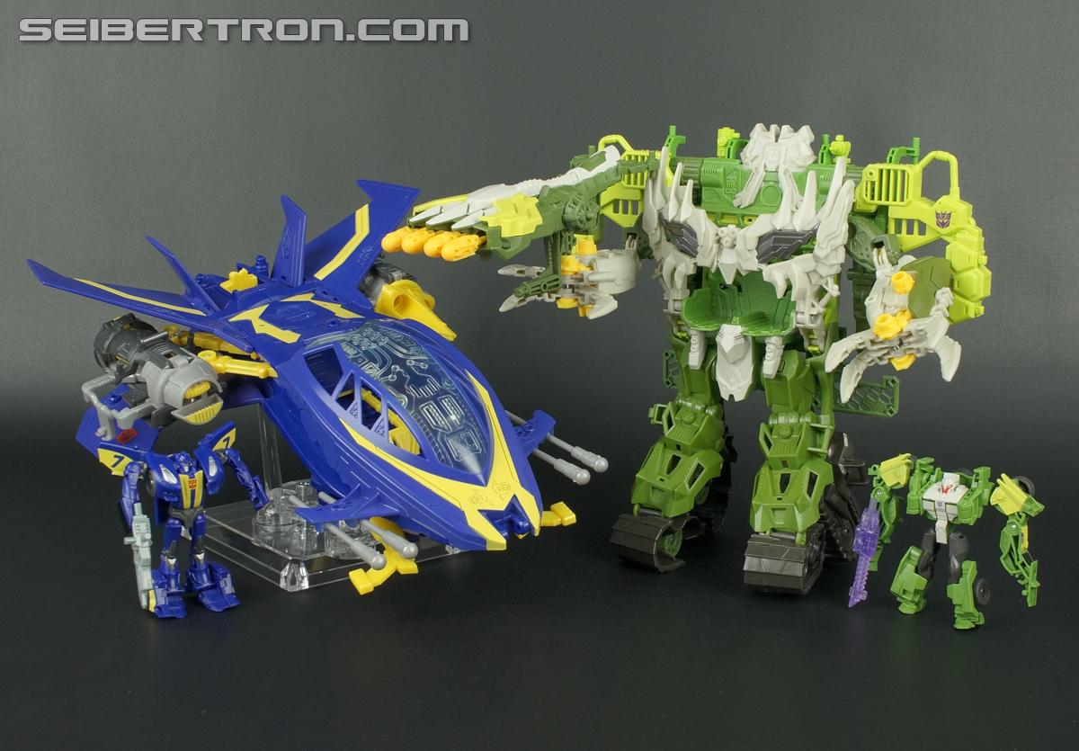 Transformers Prime Beast Hunters Cyberverse Breakdown (Apex Hunter Armor) (Image #88 of 96)