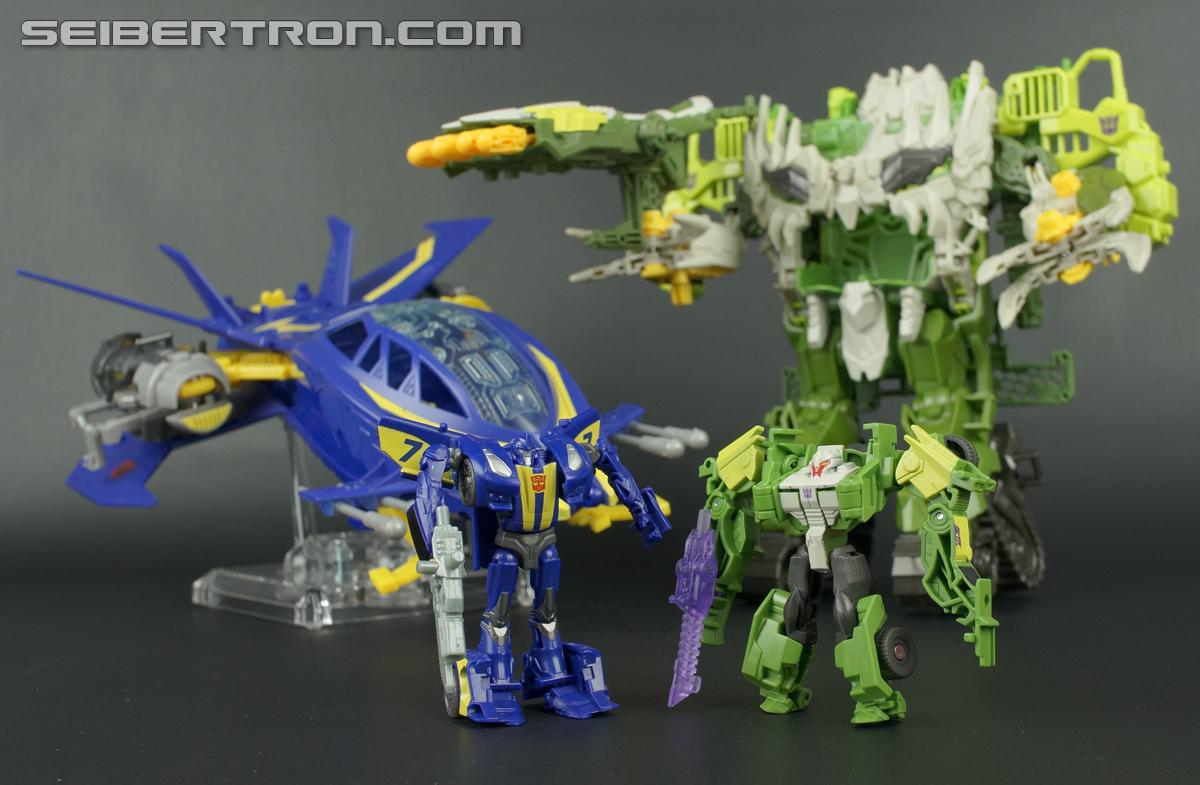 Transformers Prime Beast Hunters Cyberverse Breakdown (Apex Hunter Armor) (Image #90 of 96)