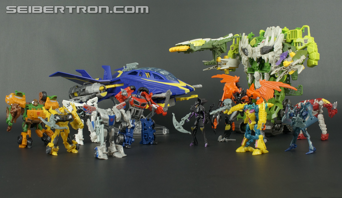 Transformers Prime Beast Hunters Cyberverse Breakdown (Apex Hunter Armor) (Image #95 of 96)