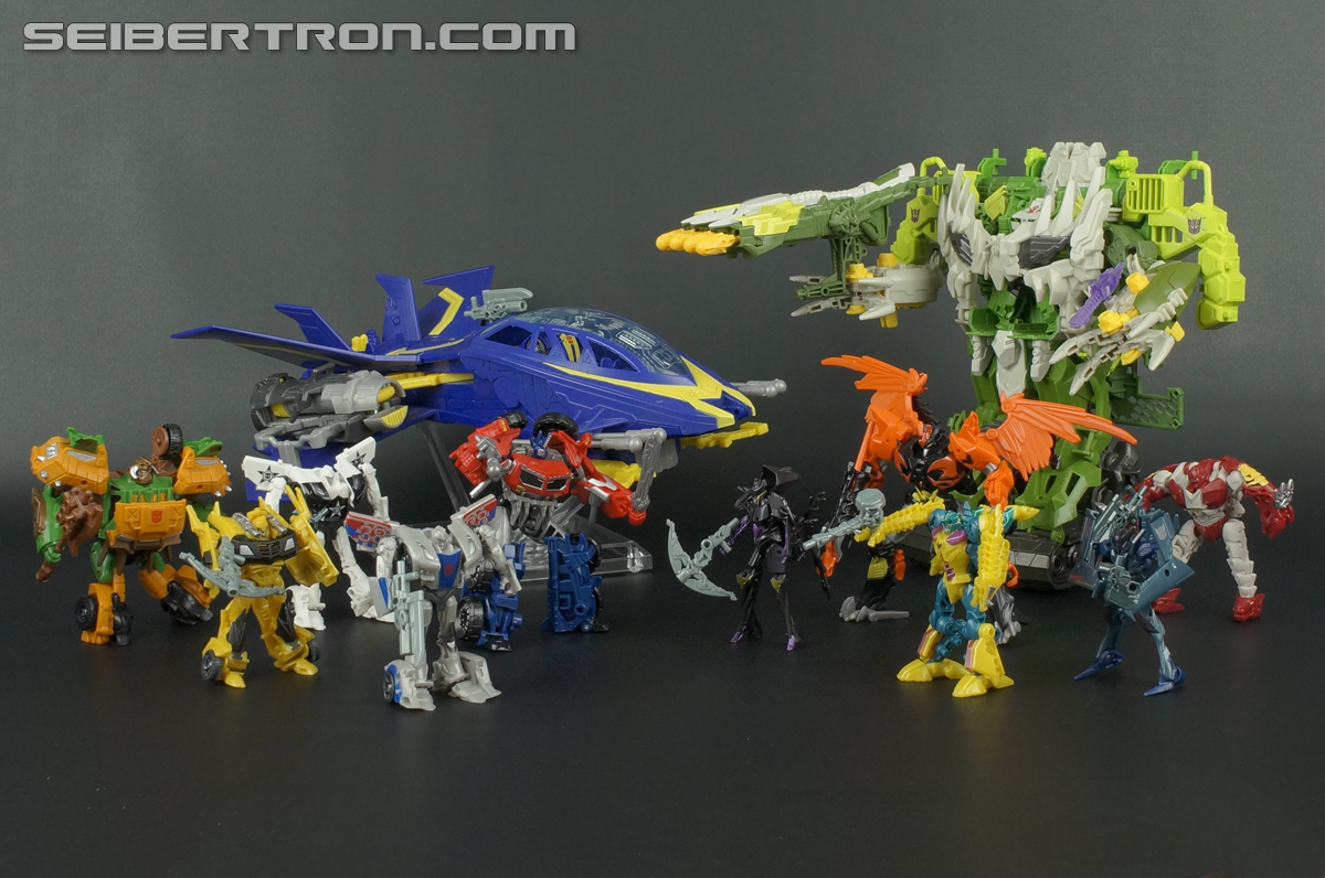 Transformers Prime Beast Hunters Cyberverse Breakdown (Apex Hunter Armor) (Image #96 of 96)